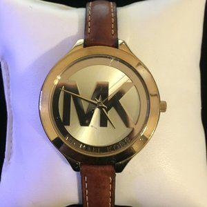 Michael Kors Slim Runway Ladies Watch